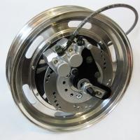 Мотор-колесо 60V1500W скутерное заднее