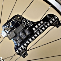 Подсветка для велосипеда SB-90