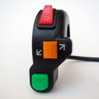 Кнопки пульта SPS2