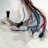 Контроллер 60V 2000W скутерный