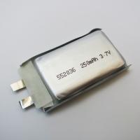 Аккумулятор Li-pol W552036SP 3.7V 250mAh