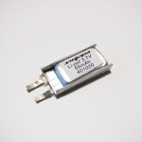 Аккумулятор Li-pol 401020 3.7V 55mAh