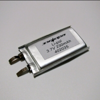 Аккумулятор Li-pol 402035 3.7V 230mAh