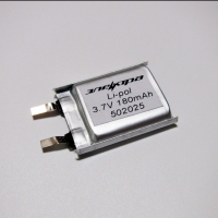 Аккумулятор Li-pol 502025 3.7V 180mAh
