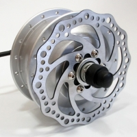 Мотор-колесо 24V250W редукторное переднее