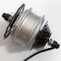 Мотор-колесо 36V350W редукторное заднее
