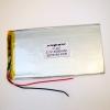 Аккумулятор Li-pol 3075145 3.7V 4000mAh PCB