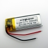Аккумулятор Li-pol 401230 3.7V 100mAh PCB 7W