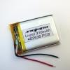 Аккумулятор Li-pol 402535 3.7V 310mAh PCB 15W