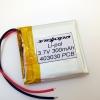 Аккумулятор Li-pol 403030 3.7V 300mAh PCB 24W