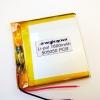 Аккумулятор Li-pol 505050 3.7V 1600mAh PCB