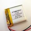 Аккумулятор Li-pol 603030 3.7V 500mAh PCB 24W
