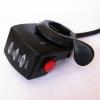 Ручка акселератора рычаг и кнопка 48V